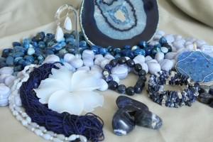 blu energia delle pietre